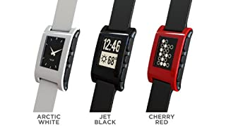Pebble E-Paper Watch for iPhone and Android Kickstarter ()