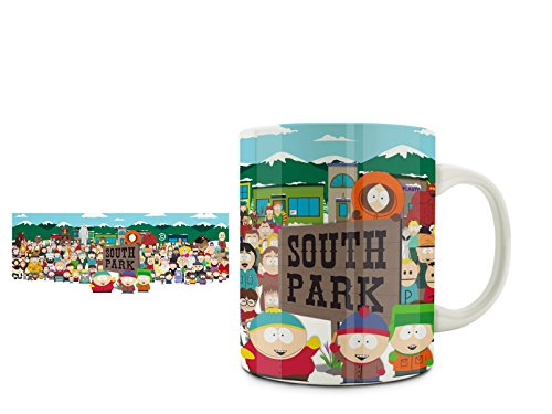 Tazza in Porcellana Serie TV (South Park)