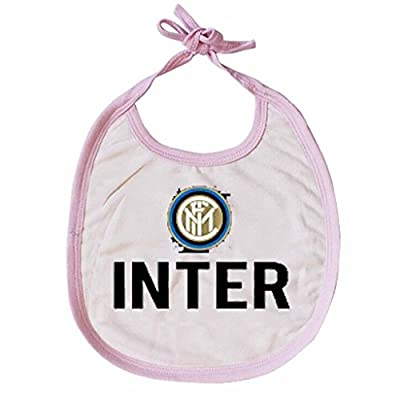 Opp-l Inter Milan Fc Custom Baby Bib