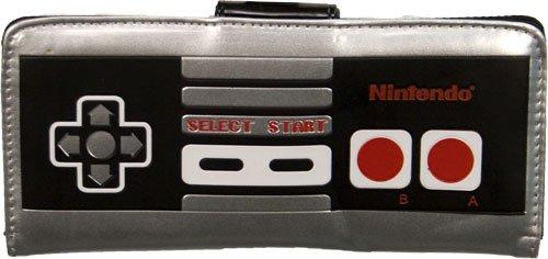 Nintendo Controller Pad Clutch Wallet