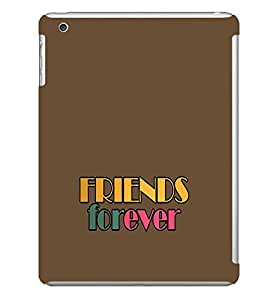 FRIEDSHIP Designer Back Case Cover for Apple iPad Mini