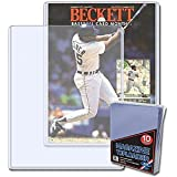 BCW 9 X 11.5 X 5 Mm - Beckett Magazine Topload Holder (10 Holders/Pack) Baseball, Football, Basketball, Hockey...