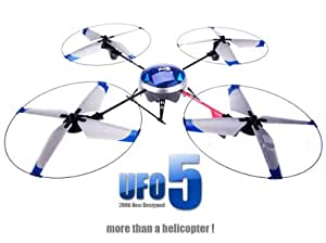 Walkera UFO 5 RC UFO / RC Helicopter