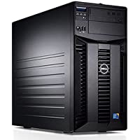 Dell PowerEdge T130 Tower Server with Intel Xeon Quad Core / 8GB / 1TB / 1 Year Basic Warranty
