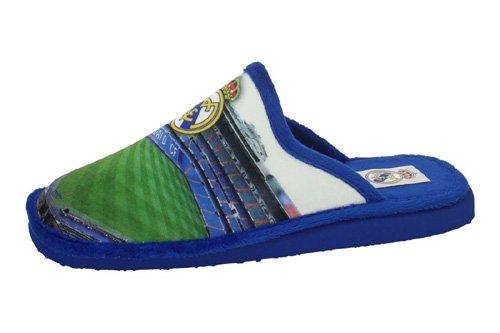 Andinas, Pantofole uomo blu Size: 43