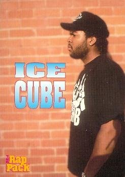 Ice Cube trading Card (Rapper) 1991 Rap Pack #47 at Amazon ...