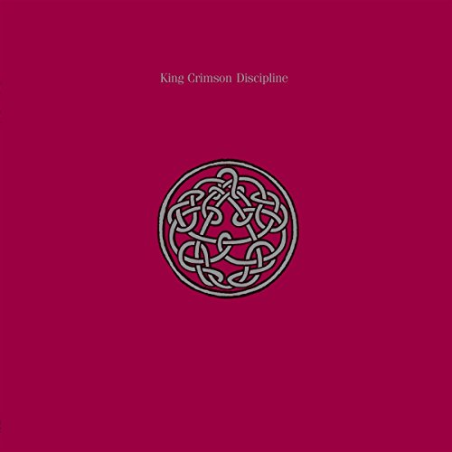 Vinilo : King Crimson - Discipline (200 Gram Vinyl, Anniversary Edition, United Kingdom - Import)