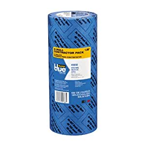 ScotchBlue Painter's Tape, Multi-Use, 1.88-Inch by 60-Yard, 6-Roll