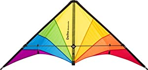 HQ Kites and Designs Delta Hawk Sport Kite, Rainbow at Sears.com