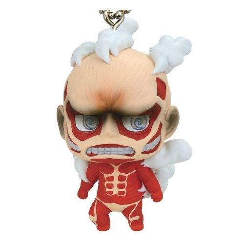 Takara Tomy Attack on Titan CHIMI Chara Mascot Colossal Titan