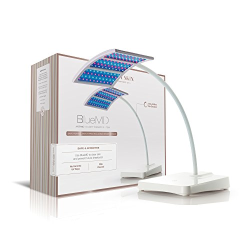 Trophy Skin BlueMD Acne Light Therapy Device (Blue Light Acne Lamp compare prices)