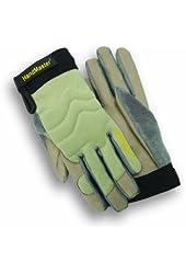 Magid PGP55TM ProGrade Plus Deluxe Grain Goatskin Glove, Women's Medium
