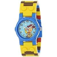 トイストーリー3 / LEGO / ウッディー のレゴ腕時計 ウッディーのフィギュア付!