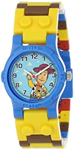 LEGO Kids' 9002670 Toy Story Woody Watch