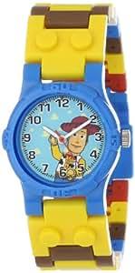 LEGO Kids' 9002670 Toy Story Woody Watch