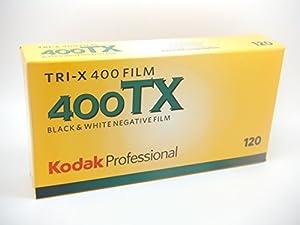 Kodak Professional TRI-X 400 TX - 120 Roll - Black & White Print Film - 5 PACK!