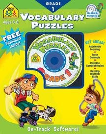 Vocabulary Puzzles Grade 1
