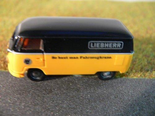 1/87 Brekina # 1485 VW T1 a Kasten Liebherr 32035