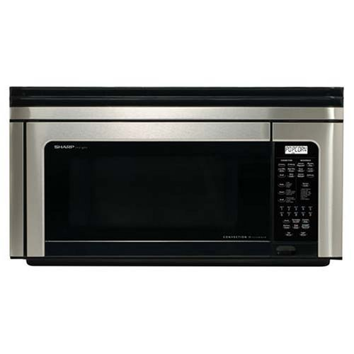 41XBx10GwUL Sharp R 1880LS Over The Range Microwave Convection Oven