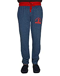 Crux and Hunter Men's Straight Track Pants [Grey] [Medium]