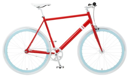 Sole Bicycles The Ocean Front Walk Bicycle, 49cm/Small