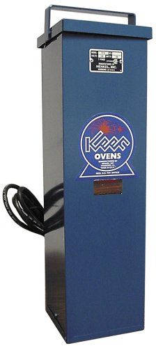 Keen K-10 Portable Welding Rod Oven 10 lbs Capacity Made in USA