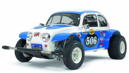 Racing Buggy: Sand Scorcher 2010 1:10 Scale - Tamiya Radio Control Kit