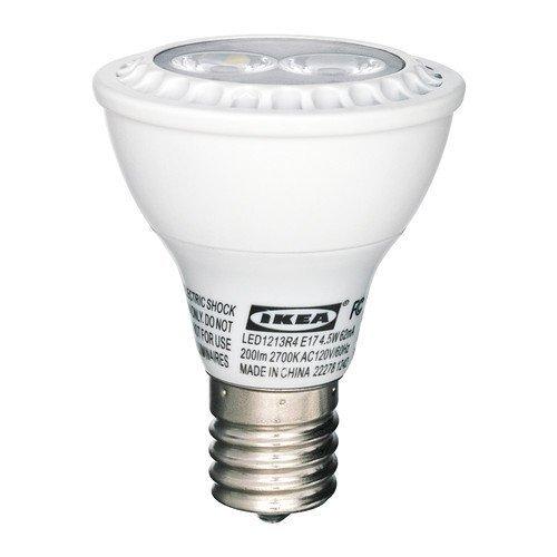 Ikea E17 Led Light Bulb R14 Reflector (Ledare Bulb compare prices)