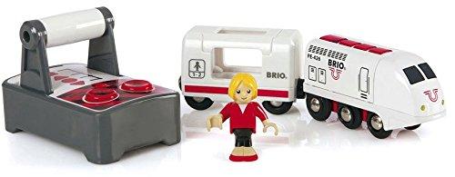 Brio - 33510 - Radio Commande - Voiture - Train de Voyageur