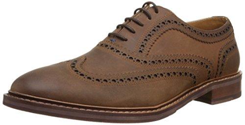 Aldo Men's Gavedo Oxford, Dark Brown, 9.5 D US
