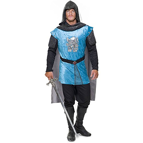 Charades Renaissance Knight Adult Costume