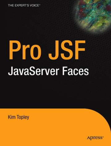 Pro Javaserver Faces: Building J2Ee Applications With Jsf