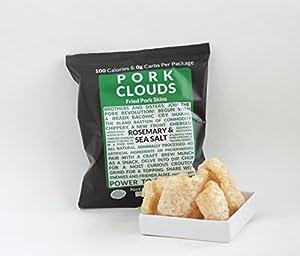 Pork Clouds - Rosemary & Sea Salt (6 Bags)