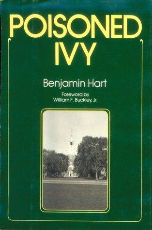 Poisoned Ivy, BENJAMIN HART