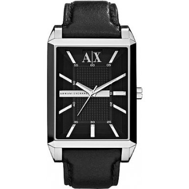 Armani Exchange AX2113 Mens BOCA Black Watch