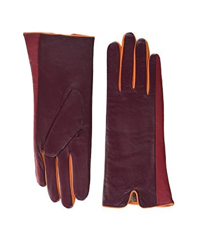 MyWalit Handschuhe (Size 7) weinrot