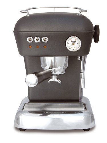 Ascaso DR.115 Dream 16-Bar-Pump Espresso Machine, Anthracite Grey