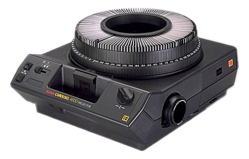 Kodak Carousel 4600 Projector (Kodak Slide Tray compare prices)