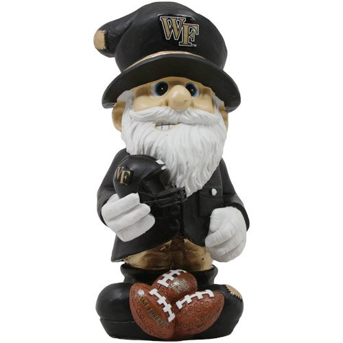 NCAA Wake Forest Demon Deacons Thematic Gnome II