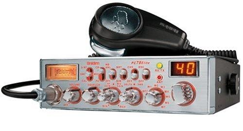 Uniden Bearcat Pc78 Elite 40-Channel Cb Radio