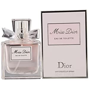 Miss Dior By Christian Dior Eau De Toilette Spray, 1.7 Ounce