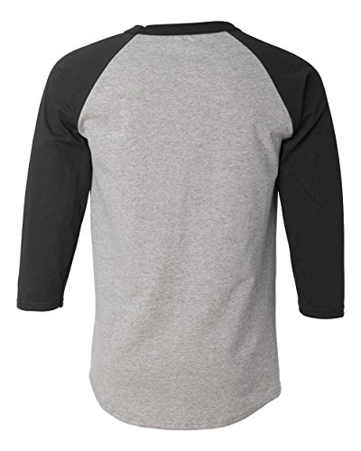 champion-mens-tagless-baseball-raglan-t-shirt-oxford-gry-black-large