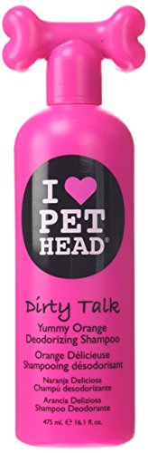 Pet Head Dirty Talk Deodorizing Shampoo, 475 Ml
