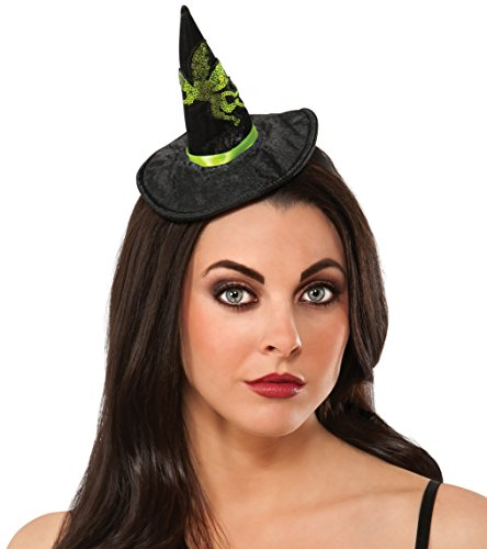 Rubie's Costume Co Women's Wizard of OZ Wicked Witch of The West Hat Headband