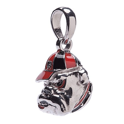 University of Georgia UGA Bulldog Bead Charm - Fits Pandora & Others