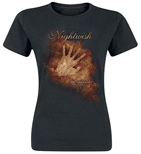Nightwish The Toolmaker Maglia donna nero XL