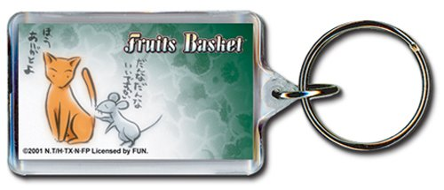 Fruits Basket: Acrylic Key Chain - Kyo and Yuki - Buy Fruits Basket: Acrylic Key Chain - Kyo and Yuki - Purchase Fruits Basket: Acrylic Key Chain - Kyo and Yuki (General Electric, Toys & Games,Categories,Pretend Play & Dress-up,Costumes,Accessories)