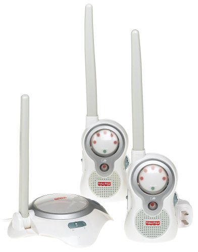 Fisher-Price Sounds 'N Lights Monitor With Dual Receivers (Discontinued by Manufacturer) (Discontinued by Manufacturer)