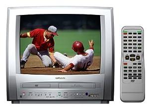 Sylvania 6719DE 19-Inch TV/DVD/VCR Combo