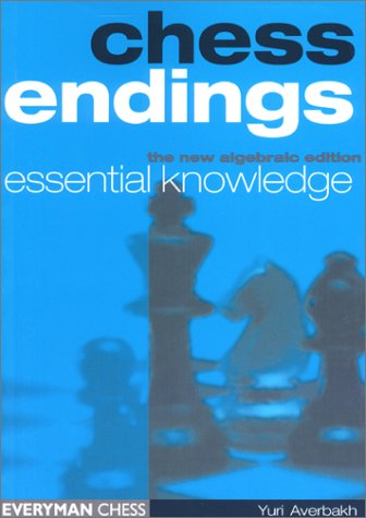 Chess Endings: Essential Knowledge (Cadogan Chess)